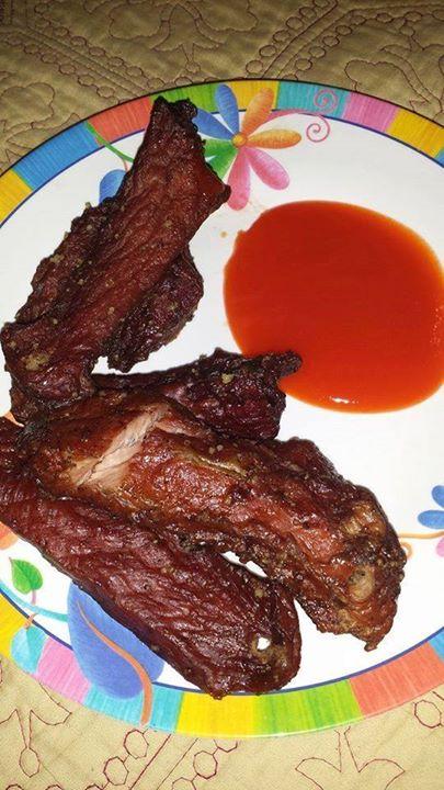 Thịt lợn gác bếp đặc sản Tây Bắc