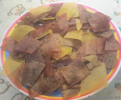 banh xen nguoi thai - Bánh xén người Thái