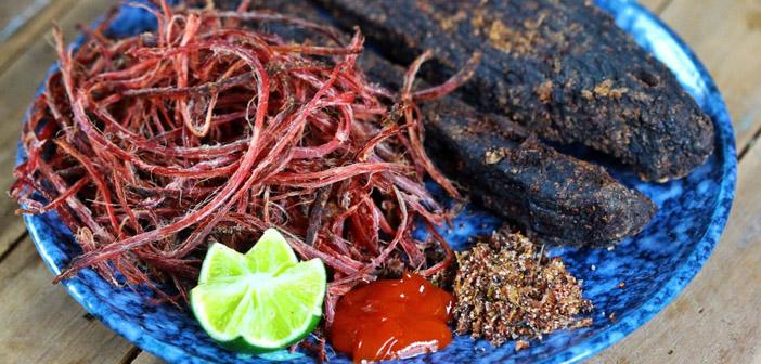 cua hang thit trau gac bep - Cửa hàng thịt trâu khô hàng đầu tại Hà Nội