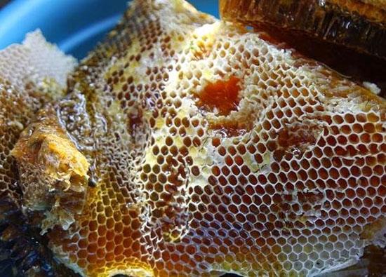Sáp tổ ong rừng