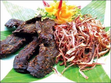 IMG 0238 - Thịt lợn bản gác bếp loại đặc biệt