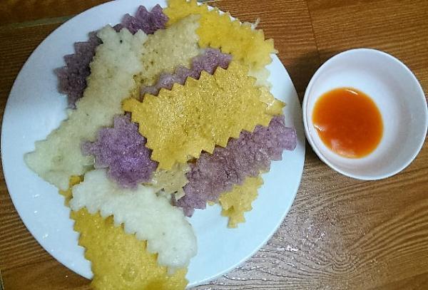 banh khau xen muong lay an mot lan nho mai 3 - Bánh khẩu xén Mường Lay ăn một lần nhớ mãi