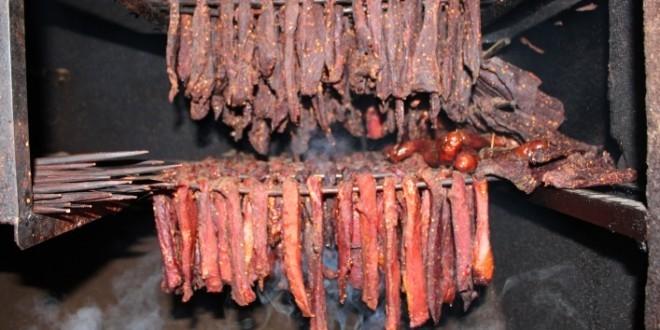 thit bo gac bep chuan tay bac loai dac biet 1 - Thịt bò gác bếp chuẩn Tây Bắc loại đặc biệt