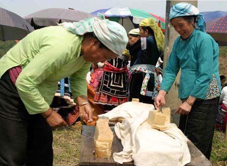 Văn hóa ẩm thực của người Pú Nả ở Lai Châu